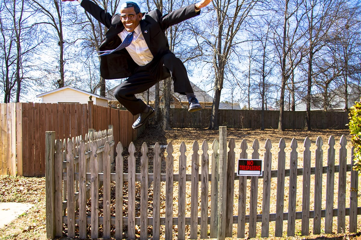 Everyday Obama 11